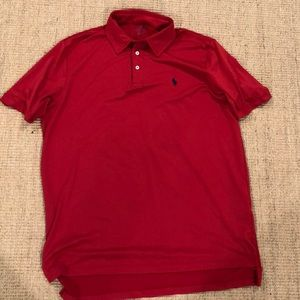 Polo by Ralph Lauren Shirts - Polo RL Performance polo in Red L